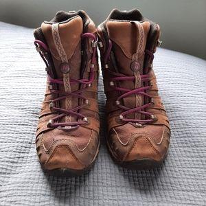 Ladies Merrell Hiking Boots